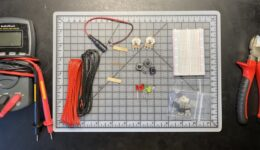 Various electronic components