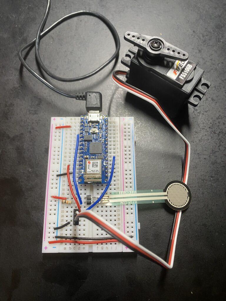 Lab: Servo Motor Control with an Arduino